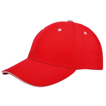Sandwich Brushed cap