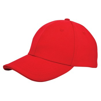 Canvas sandwich cap