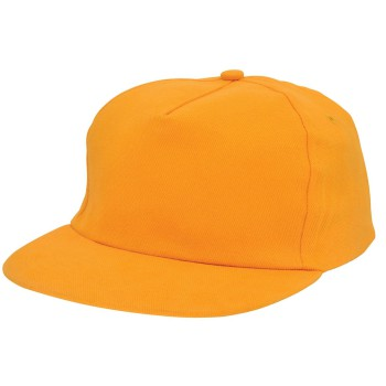 Brushed baseball cap
