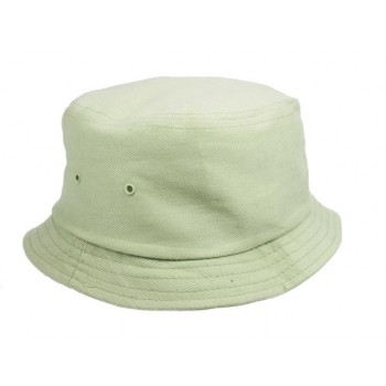 Heavy brushed bob hat